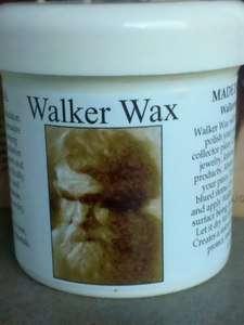 WALKER WAX FOR wwII knife KNIVES FOLDERS carbon blade