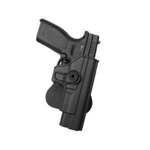 RSR Defense Gun Pistol Right Handed Paddle Polymer Roto