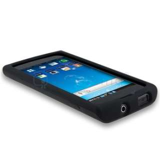 Skin Case+Car Charger+Cable+Film For ATT Samsung Captivate i897