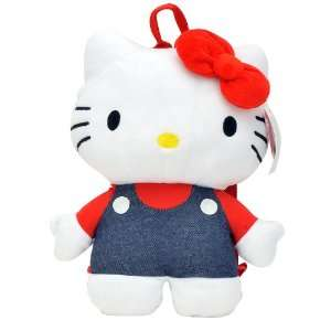 Sanrio Hello Kitty Classic Plush Hello Kitty with Jeans