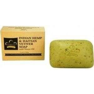 Nubian Heritage Indian Hemp Bar Soap 5 oz