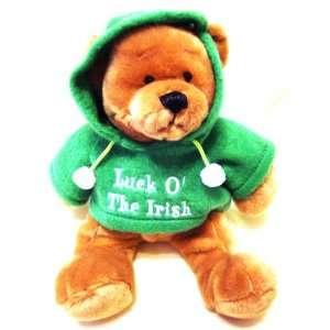 St. Patricks Day Luck O The Irish Teddy Bear Toys