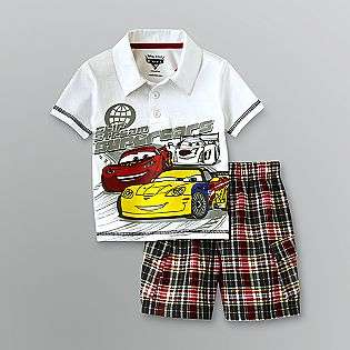 Infant and Toddler Boys Shorts Set   Cars 2  Disney Baby Baby