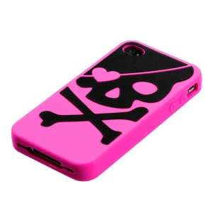 SILICONE Skin Soft Gel Case Phone Cover for Apple iPhone 4 4S