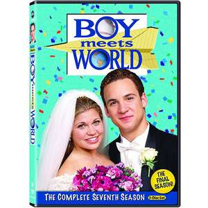 World DVD Set, Full Frame DVD, Family TV Series, Comedy TV Series
