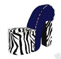 Kids High Heel Chair For Girls