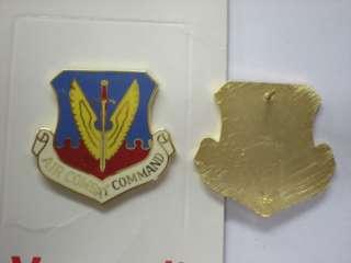 USAF AIR COMBAT COMMAND SP BERET BADGE