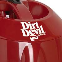 Just Like Home Dirt Devil Junior Upright Vacuum   Toys R Us   Toys