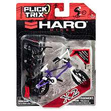 Flick Trix BMX Finger Bike with DVD   Haro/X4 (Colors/Styles Vary