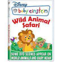 Baby Einstein Wild Animal Safari DVD   Walt Disney Studios   ToysR