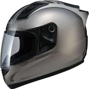 GMAX GM69 Full Face Street Helmet   Titanium Large   72