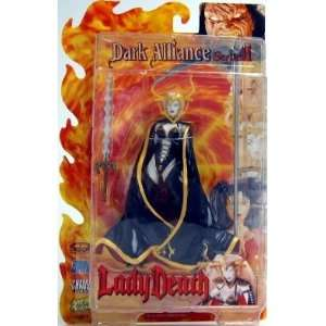 Lady Death Figure Dark Alliance Series II: Toys & Games