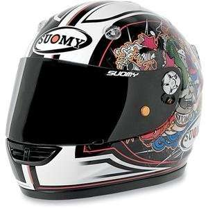 Suomy Vandal Mirror Helmet   2X Large/Mirror Automotive