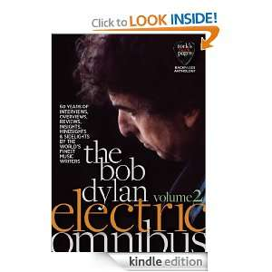 The Bob Dylan Electric Omnibus Volume 2 (Backpages Anthologies) Mat