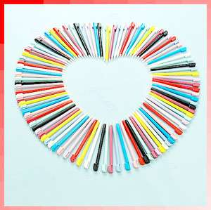 100 x color Touch Stylus Pen For Nintendo NDSL DS Lite