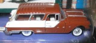 Champs 1/43 Fabulous 50s 1955 Pontiac Safari Die Cast Car dated 1997