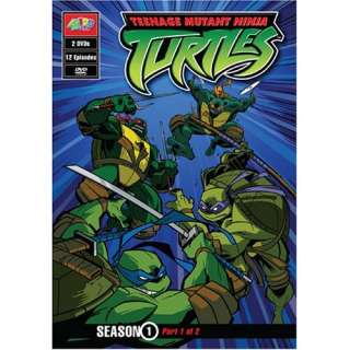 Teenage Mutant Ninja Turtles season One [dvd] (funimation Prod Inc