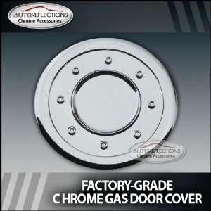 2002 2006 Escalade & ESV & EXT Chrome Fuel Door Cover