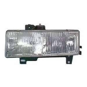Chevy/GMC Express/Rally Van/Savana Headlight Headlamp Driver Side New