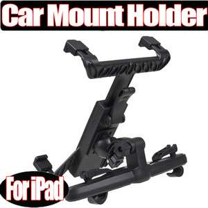 Car auto Mount Universal DVD C Portable Holder for ipad and other
