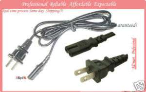 Replacement power cord cable f/ Sony AC VQ900AM Adapter