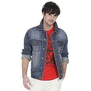 Mens Denim Jacket  UK Style by French Connection Clothing Mens