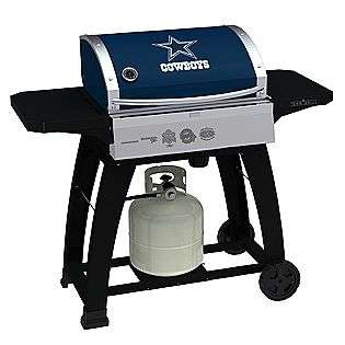 Gas Grill Game  Day Dallas Cowboys  Team Grill Outdoor Living Grills