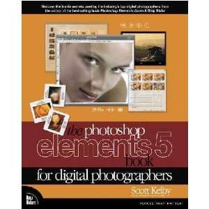Book for Digital Photographers, Edition 1 Scott Kelby Books