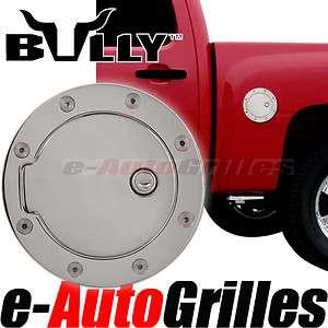 12 GMC Sierra Gas Fuel Cap Door Cover+Lock+Replacement 11 2012