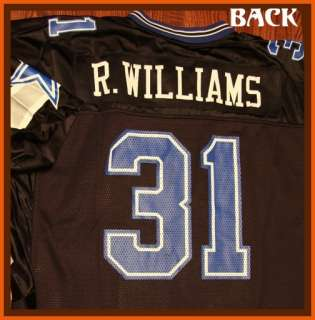 Dallas Cowboys Roy Williams NFL Reebok Jersey XL