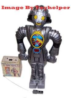 Buck Rogers Twiki Inflatable Remote Control Radio 80s