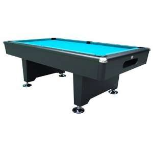 Playcraft Black Knight 7 Foot Pool Table: Sports & Outdoors