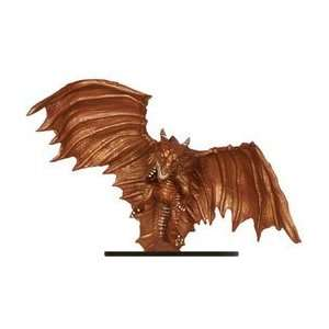 D & D Minis Elder Copper Dragon # 16   Lords of Madness