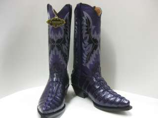 NEW WOMENS LADIES CROCODILE ALLIGATOR TAIL COWBOY BOOTS WESTERN SEXY