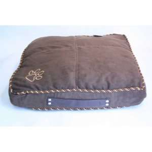 NEW MEDIUM / LARGE PET BED FOR CAT OR DOG   SOFT PILLOW