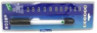 NEON LIGHTS GREEN 8 BARS PAIR 2X NEW