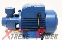 HP 370W ELECTRIC WATER TRANSFER PUMP POOL FARM POND
