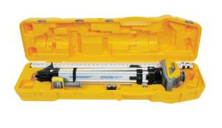 New Spectra Precision LL100 1 Laser Level Kit in a Case