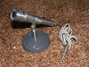 Vintage Dual Cartridge Dynamic Microphone Lafayette 99 4597