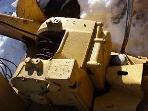 CAT caterpillar 518 WINCH log logging skidder WINCH ONLY