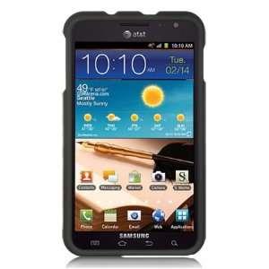 com VMG Samsung Galaxy Note Hard Case Cover   Black Premium Hard 2 Pc