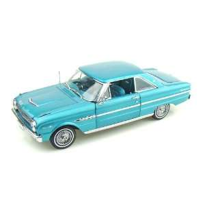 1963 Ford Falcon Hard Top 1/18 Ming Green: Toys & Games