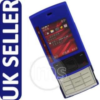 Magic Store   BLUE HYBRID HARD COVER CASE SKIN SHELL FOR NOKIA X3 UK
