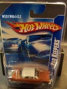 hot wheels 2008 KAR KEEPERS CADILLAC ELDORADO BROUGHAM
