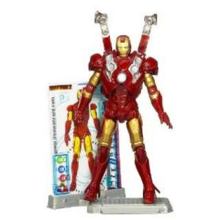 Iron Man 2 Movie 4 Inch Action Figure Iron Man Mark III