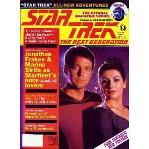 Star Trek The Next Generation. The Official Magazine Series Volume #3