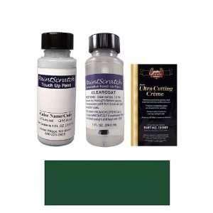 1 Oz. Dark True Green Metallic Paint Bottle Kit for 1999