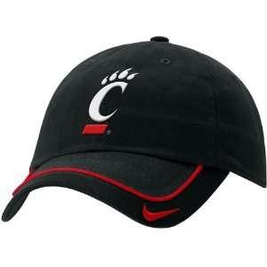 Nike Cincinnati Bearcats Black Turnstyle Hat