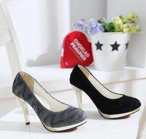 Lace Ups Platform Pump High Heel Ankle Boots Shoes XLD163 2