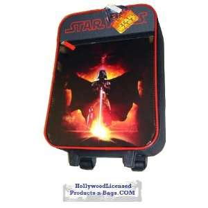 Star Wars Rolling Luggage Suitcase   Travel Bag School Bag